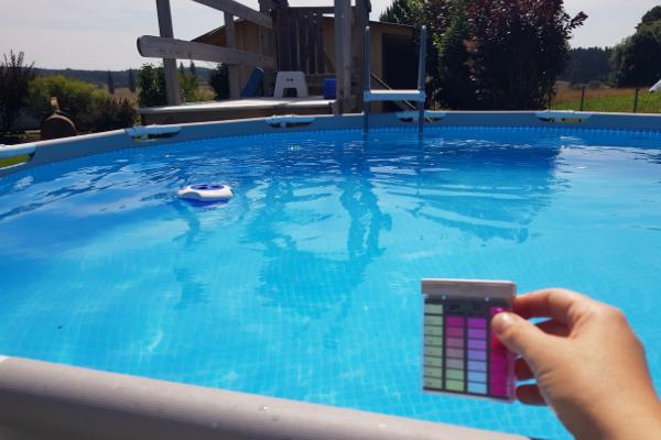Pool, Messkammer